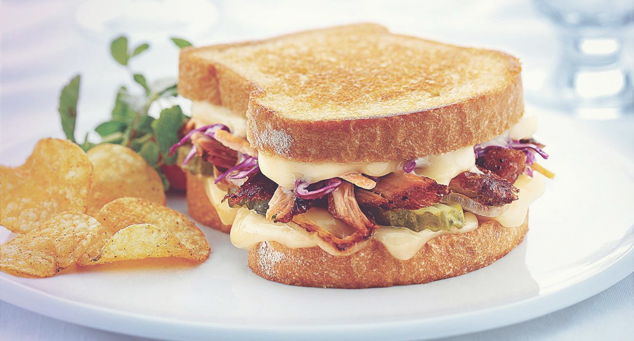 4 Ways To Mix Up That Boring Grilled Cheese
