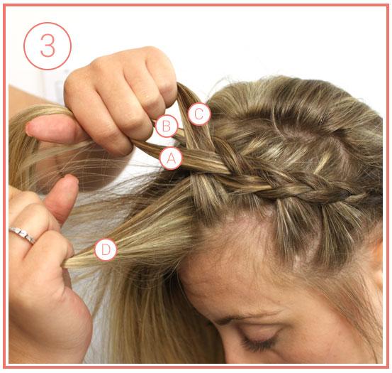 bohemian-crown-braid-step-3