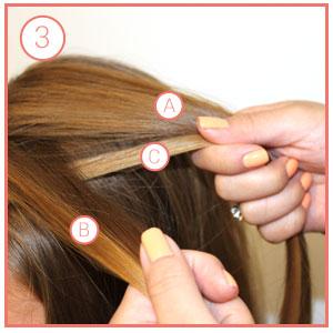 bohemian-fishtail-braids-step-3