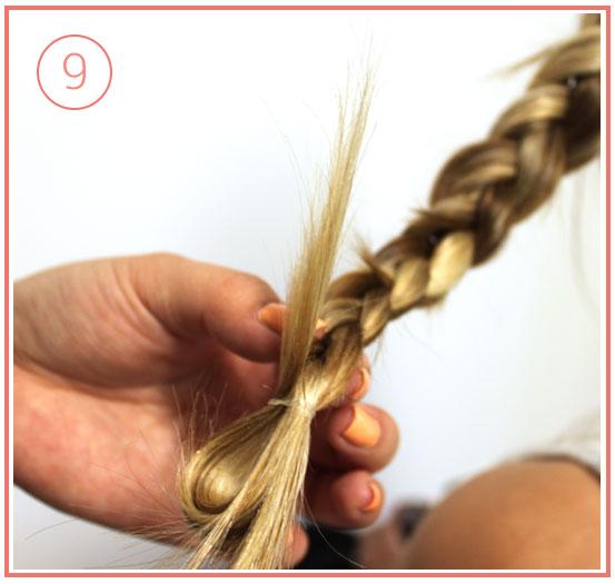 bohemian-crown-braids-step-9