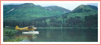 float-plane-kenai-penninsula-alaska