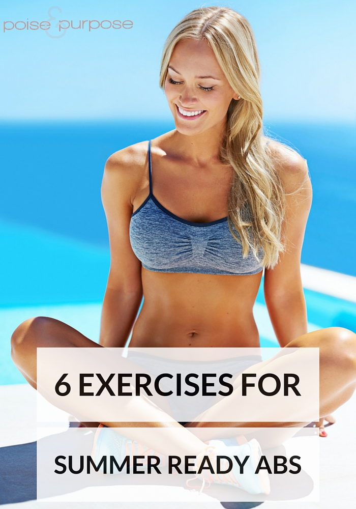 6 Exercises For Summer Ready Abs