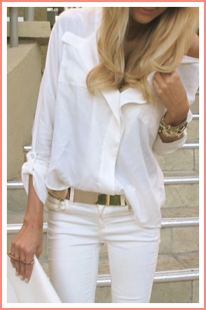 all-white-outfit-gold-belt