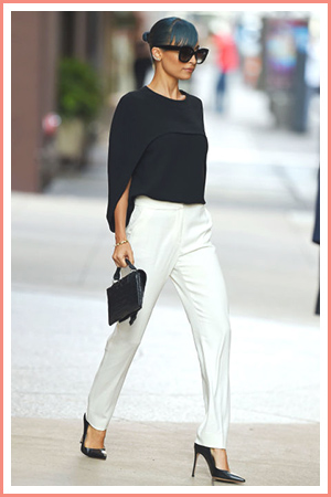black-and-white-summer-outfit-nicole-richie