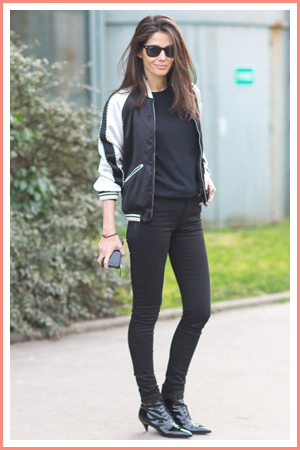 black-and-white-woman-outfit