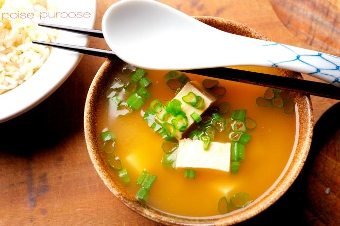 miso soup probiotic