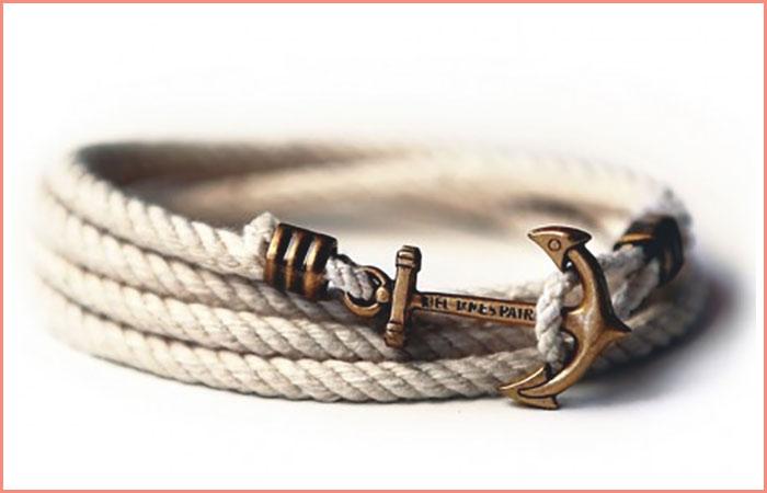 Nautical Fashion Bracelet