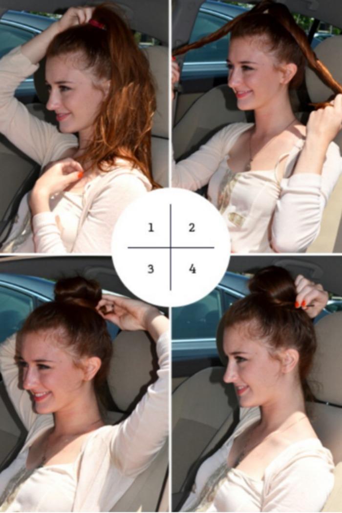 Easy Topknot