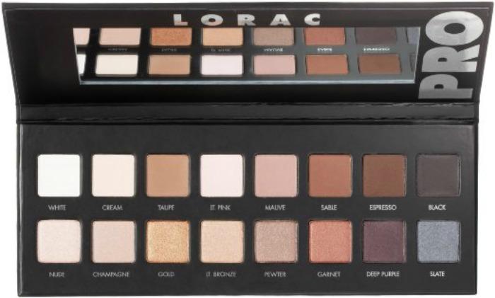 Lorac Pro 1 Makeup Palette
