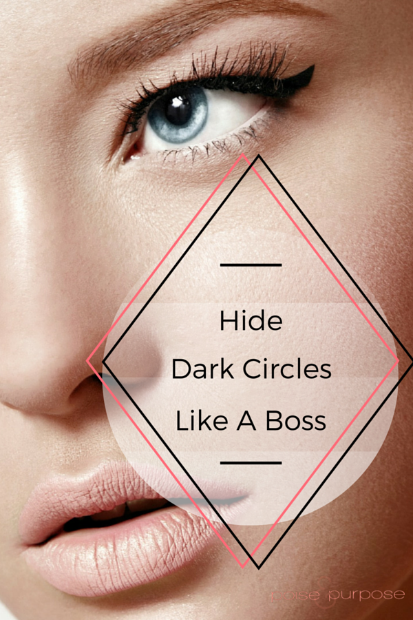 Hide Dark Circles Like A Boss