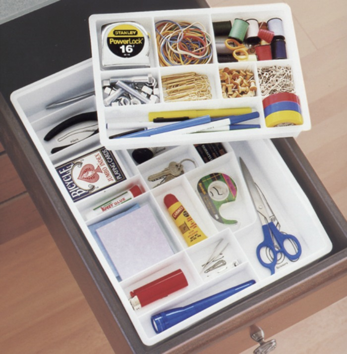 Organization Ideas For Junk Drawers: 10 Must-Have Organizing Items