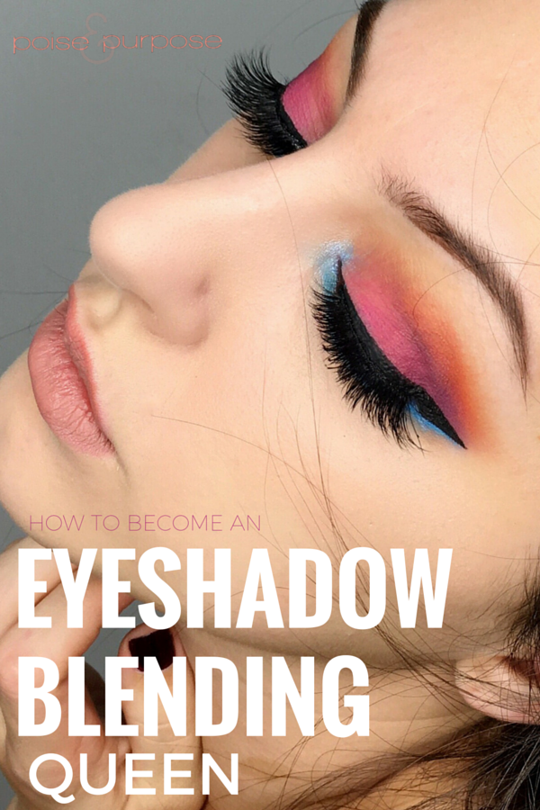 Eyeshadow Blending tutorial