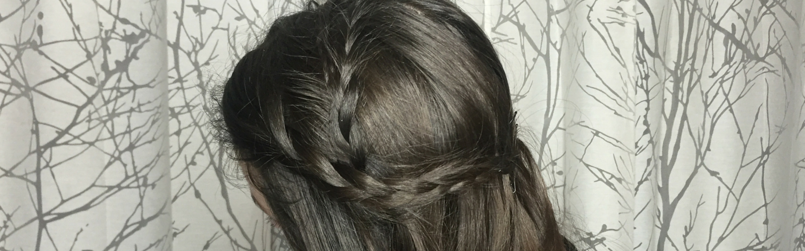 Messy Boho Crown Braid