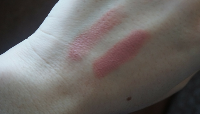 ysl #10 beige tribute swatch