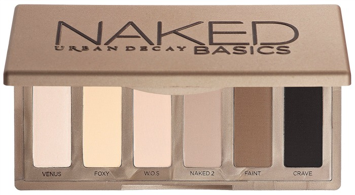 Urban Decay Naked Basics Makeup Palette