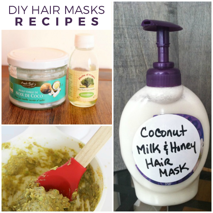 14 DIY Hair Masks
