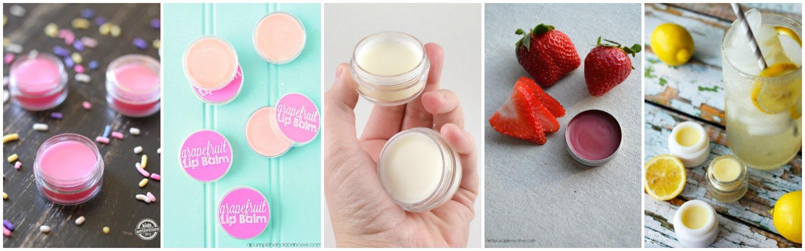 18 Ways to Make DIY Lip Balm