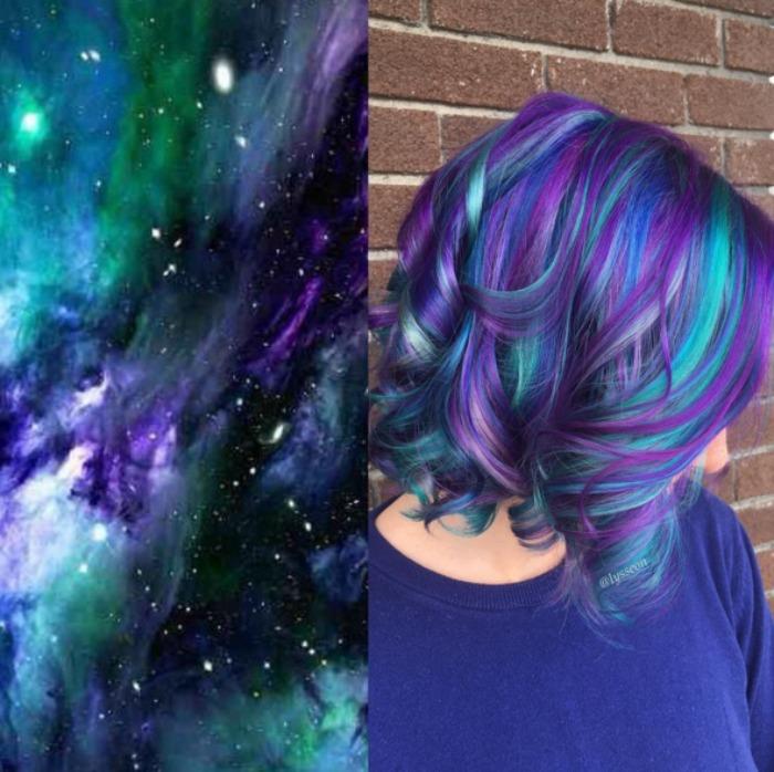 lysseon Galaxy Hair