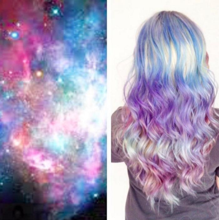 samihairmagic Galaxy Hair