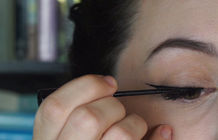 the best winged liner tutorial