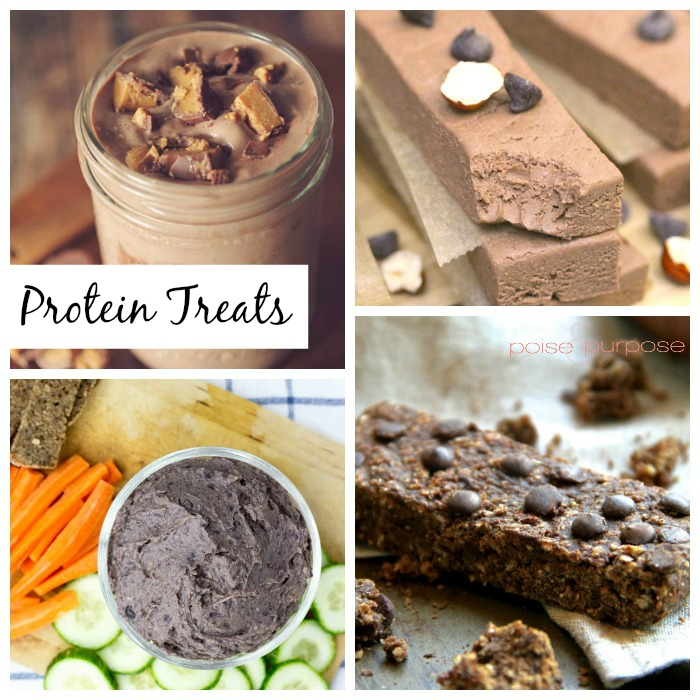 13 Protein Packed Pre-Workout Treats3