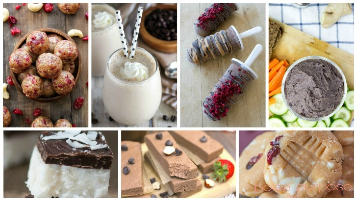 13 Protein Packed Pre-Workout Treats4