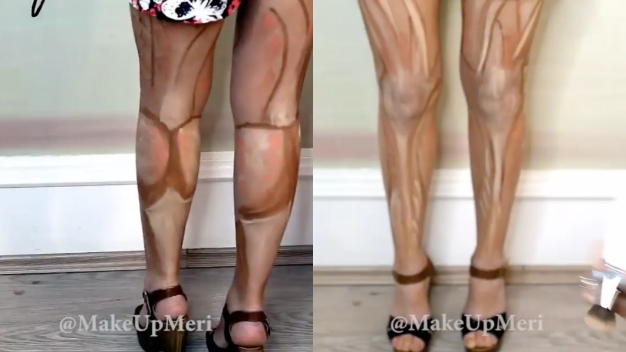 Leg Contouring is a Thing And I Don't Know How To Feel About It