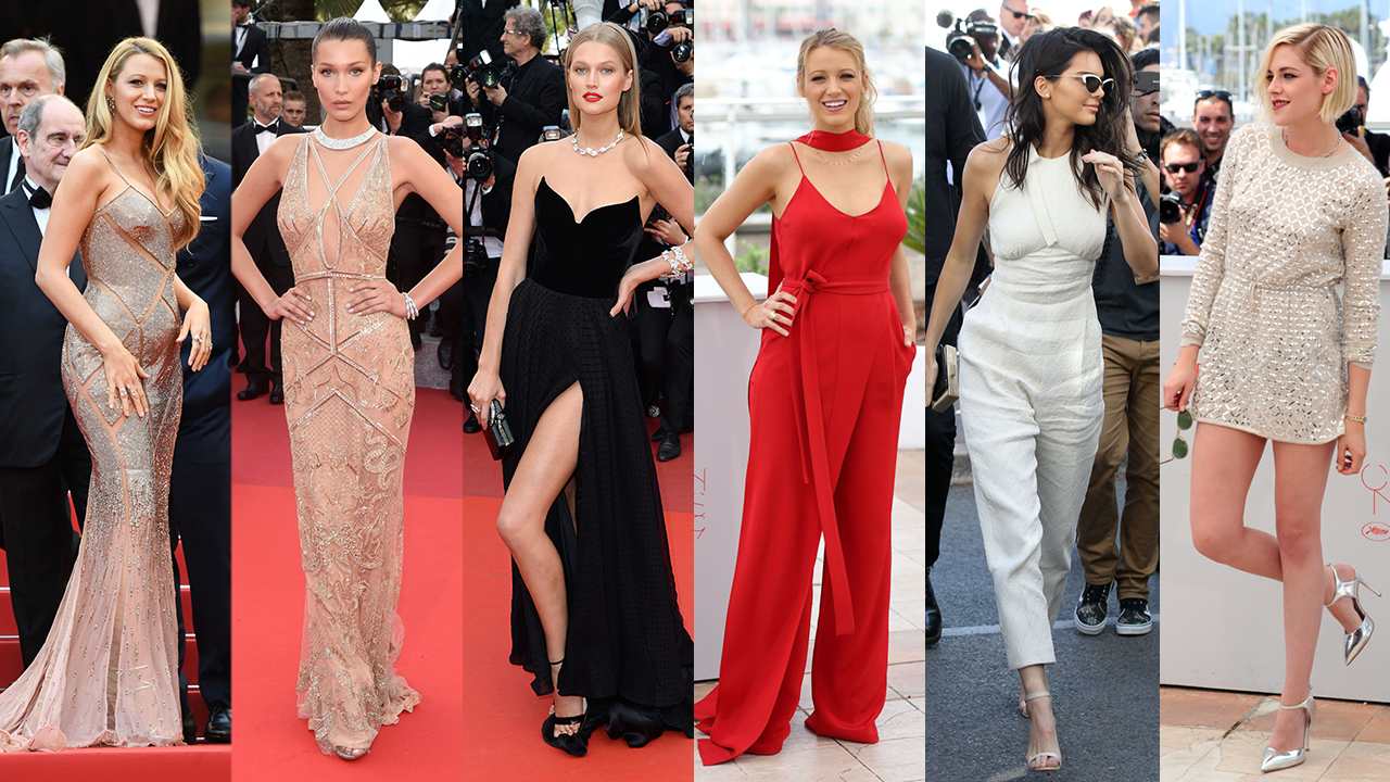 Cannes Film Festival is All About Fashion (And The Movies, I Guess)