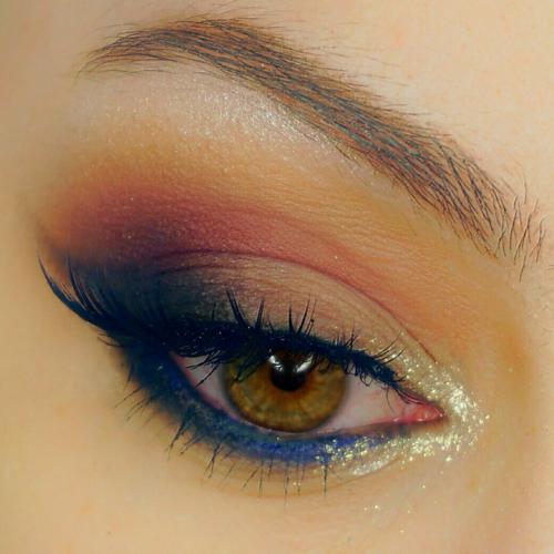 july 4 makeup