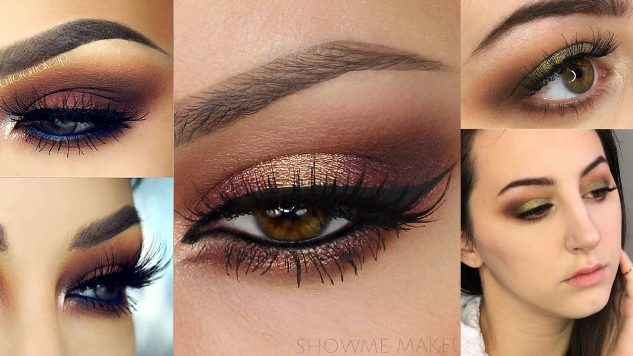 3 Makeup Tutorials For Brown Eyed Babes