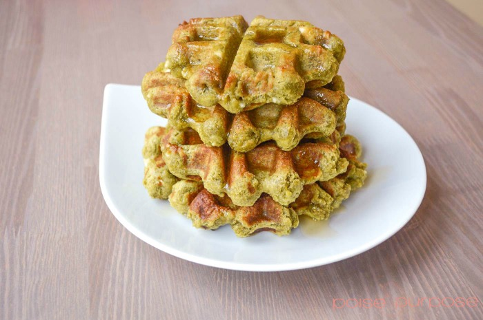 savory spinach waffles2