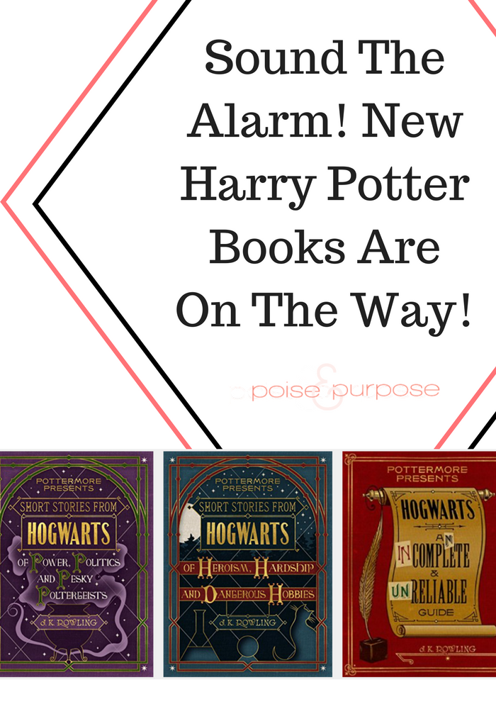 Harry potter book release dates