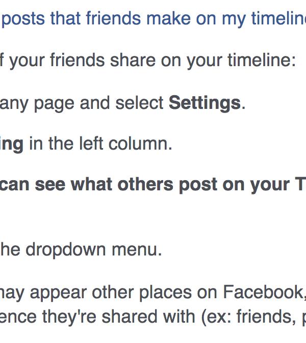 Set your profile to public