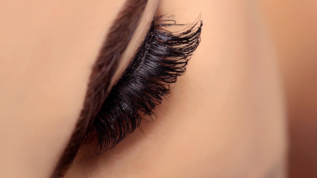 apply false lashes like a pro