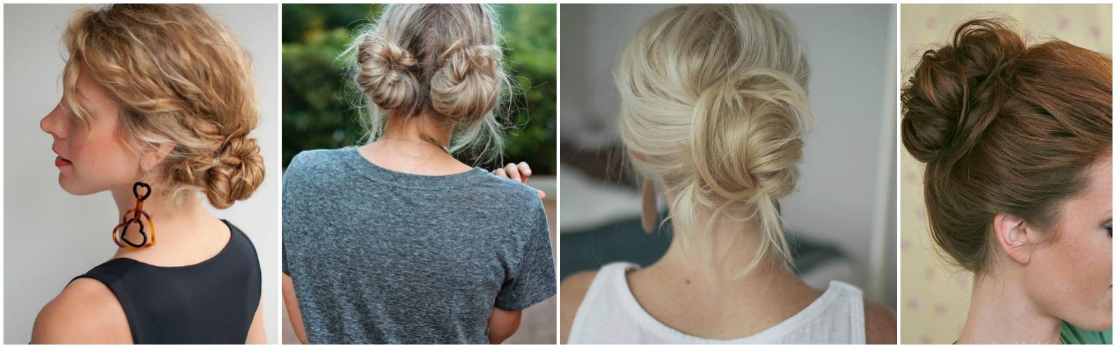 17 Best Bun Hairstyles